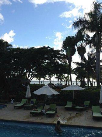 Bedarra Beach Inn : what a view