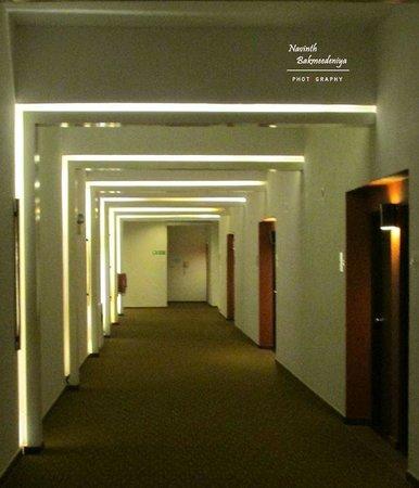 Cinnamon Citadel Kandy: Corridors
