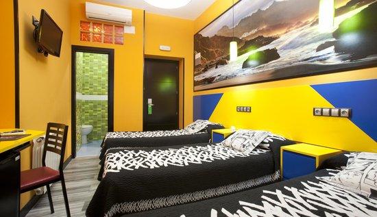 Jc Rooms Santa Ana Madrid Tripadvisor
