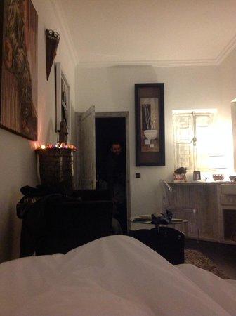 Riad L'Empire : my room omeyade