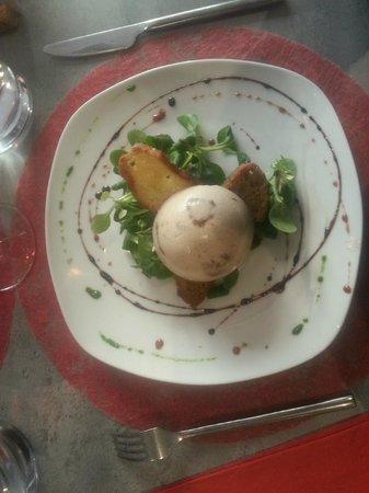 La Cuisine Des Sentiments: Panna cotta Roquefort/poires