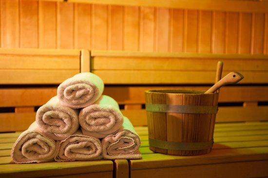 StayMunich Serviced Apartments: Saunabereich