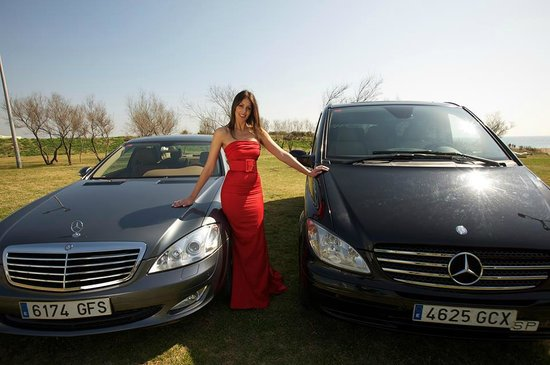 Cars Deluxe - Private Tours: Bodas