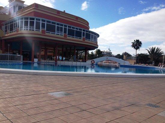 Laguna Park 2: Pool is great.