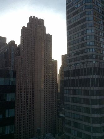 Le Parker Meridien New York: view from the 31st floor