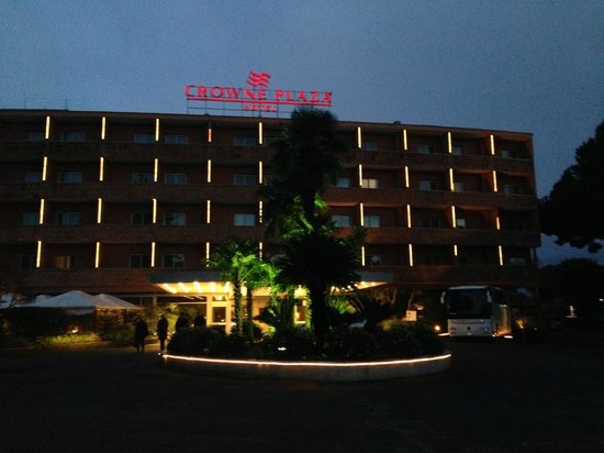 Crowne Plaza Rome - St. Peter's: Hotel