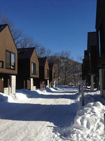 Gakuto Villas: Gakuto on a sunny day