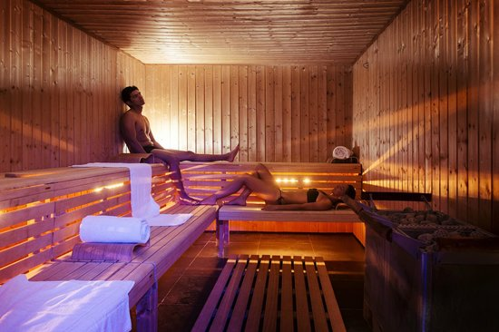 Sauna club prag