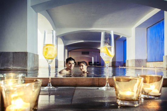 Enjoy spa with your loved one picture of boscolo prague for Best spa in prague