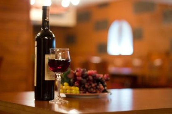 Armenian Royal Palace Hotel: Wine Home