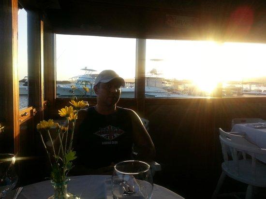Restaurante La Regatta: Обстановка
