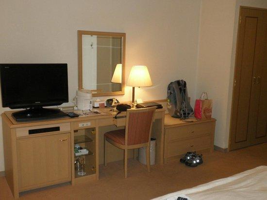 Marroad International Hotel Narita Airport: 室内
