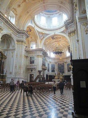 Cattedrale (Duomo) di Bergamo e Battistero: nov 2013