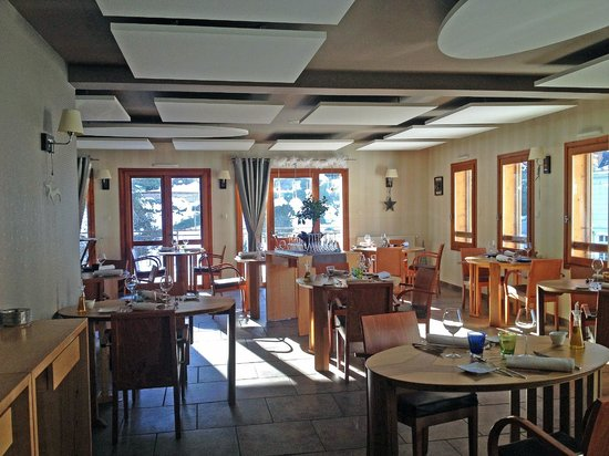 Le Chalet Hotel Restaurant