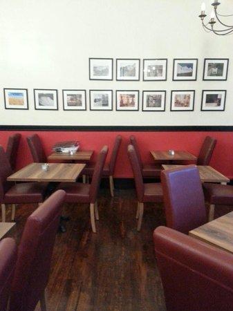 Daft Jamie's Restaurant: Restaurant