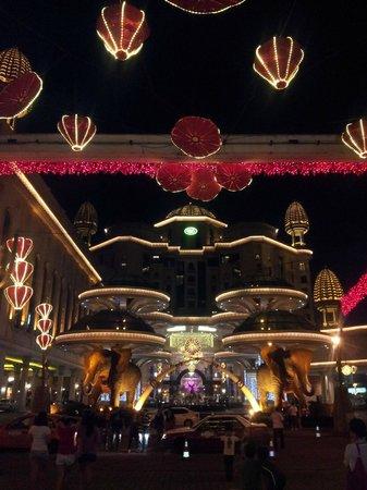 Sunway Resort Hotel & Spa: Entrance