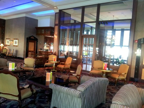 Sunway Resort Hotel & Spa : Lobby bar