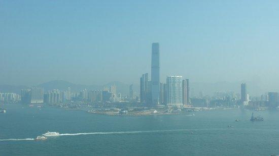 Ibis Hong Kong Central & Sheung Wan Hotel: ibis Hong Kong Central, вид из №2411