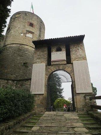 Rocca di Bergamo : nov 2013