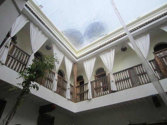Riad le coq berbere : le stanze