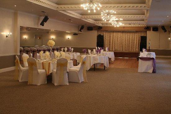 Best Western Consort Hotel: The Consort Suite Wedding