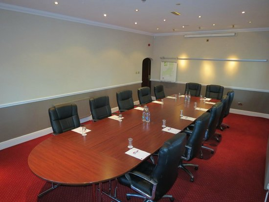 Best Western Consort Hotel: Conferences