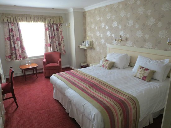Best Western Consort Hotel: Luxury Double Room