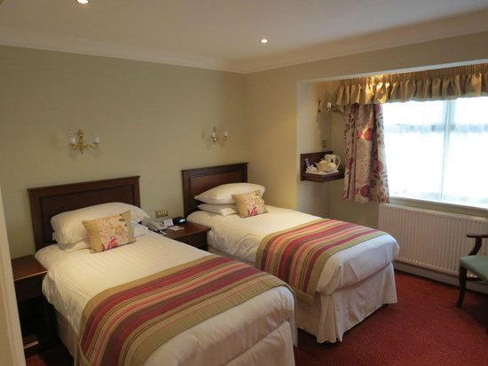 Best Western Consort Hotel: Luxury Single Bedroom