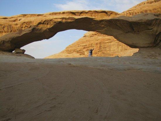 Wadi Rum, Jordania: Вади Рам