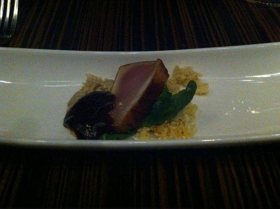 Jump Restaurant: Seared Tuna