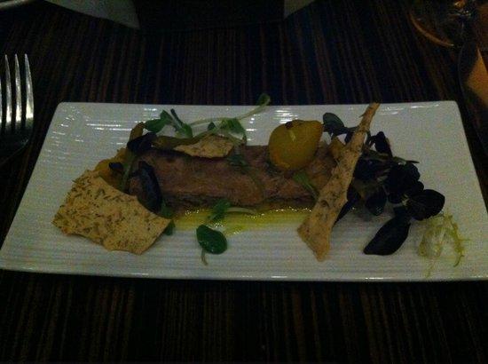 Jump Restaurant: Pork Terrine