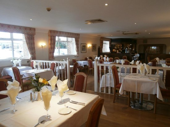 Best Western Consort Hotel: The Brasserie