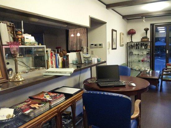 Den's Inn : Kitchen