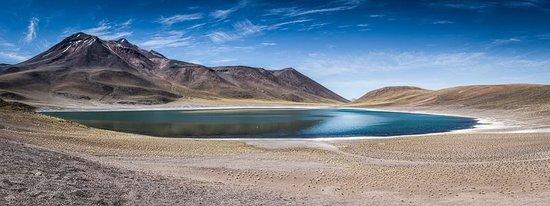 Lagunas Miscanti y Miniques: Laguna Miñiques