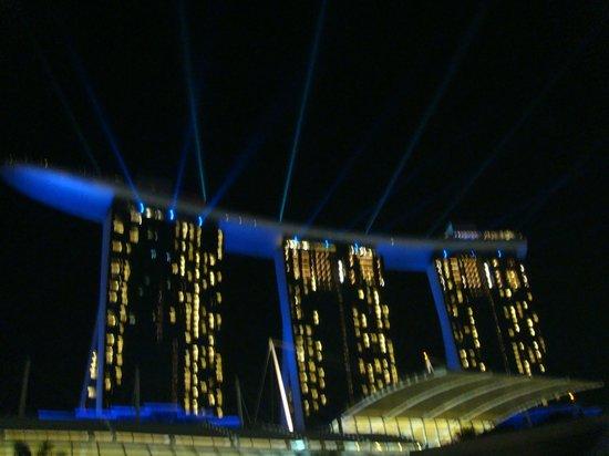 Wonder Full Light and Water Show: Light  Show