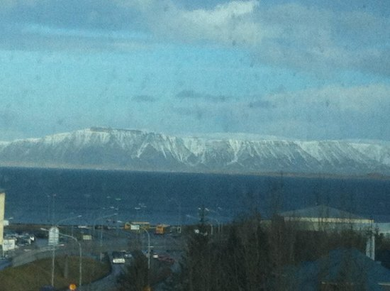 Grand Hotel Reykjavik: Our view