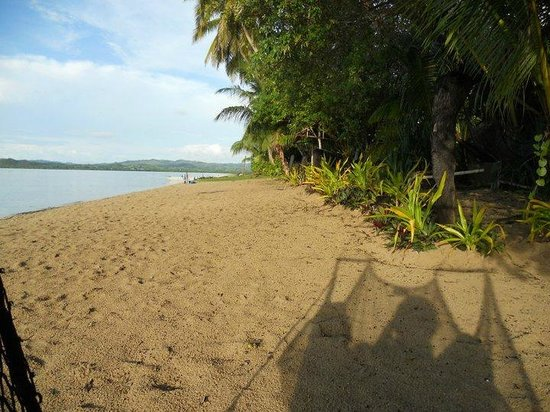 Robinson Crusoe Island Resort : View from the Hammock