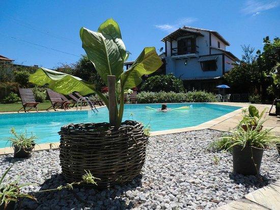Espaco Monte Cristo: Poolside