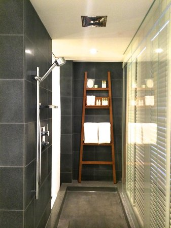 Andaz Maui At Wailea: Andaz suite shower