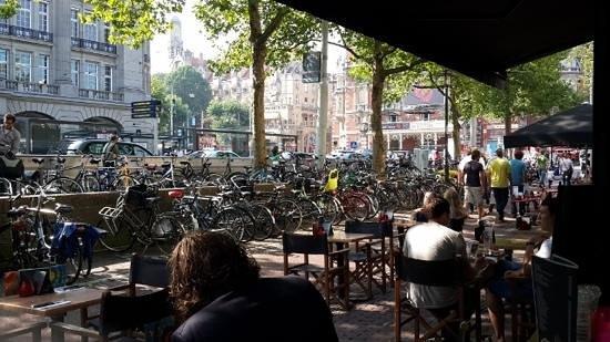 Hampshire Hotel - Theatre District Amsterdam: LeidesPlein
