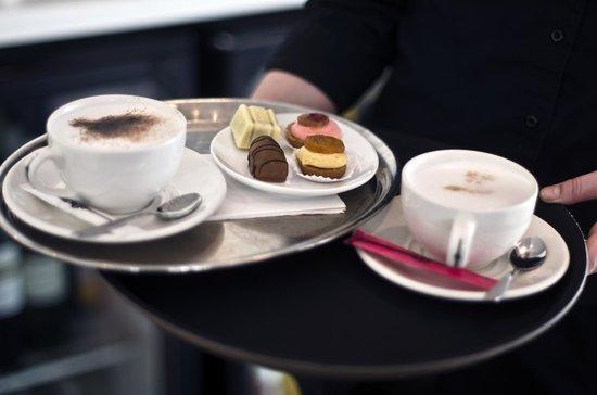 Euromast Tower: Koffie