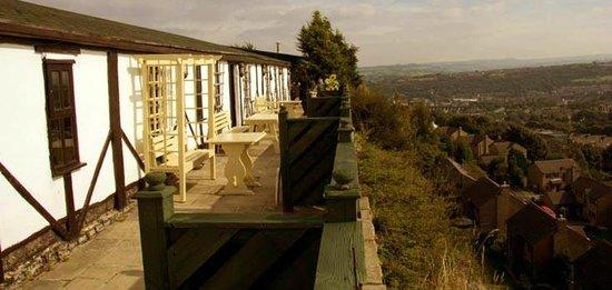 The Edge Accommodation: Balcony