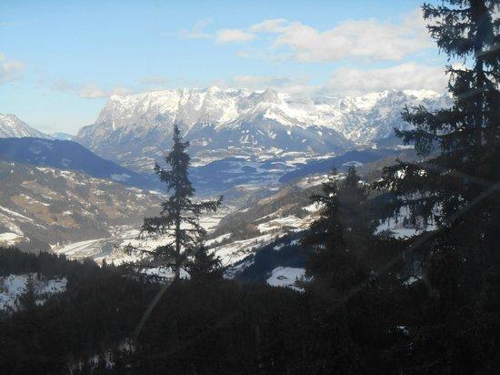 Ski Resort Alpendorf: Ski Amade