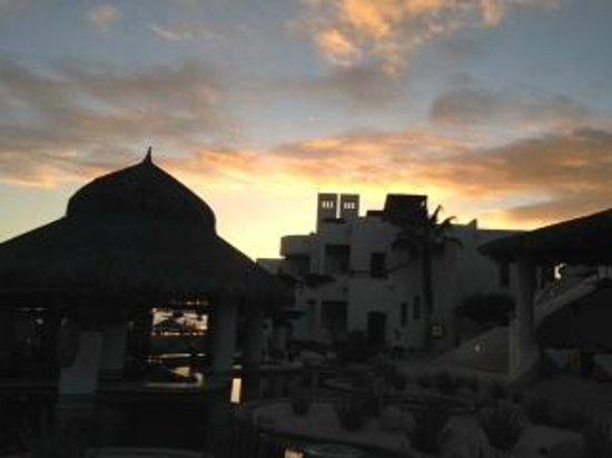 Las Ventanas al Paraiso, A Rosewood Resort: sunset