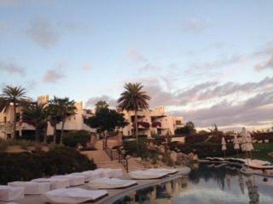 Las Ventanas al Paraiso, A Rosewood Resort: sunset with a filter