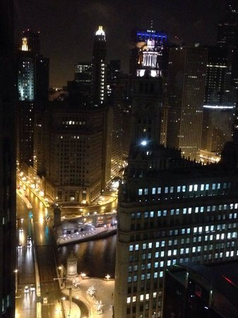 InterContinental Chicago: View from the tower