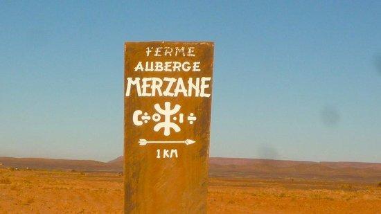 Auberge Merzane: Pour vous guider !