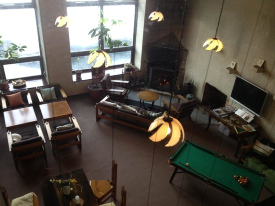 Kogakuro: Lounge area
