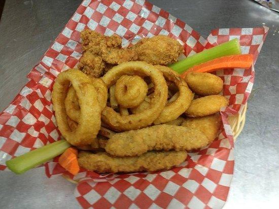 Country Kitchen: the CK Chicken Basket!