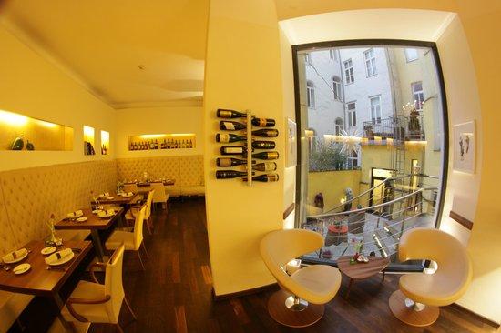 Hotel Rathaus Wein & Design: Frühstücksbuffet